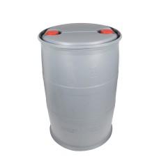 205L Recon Grey HDPE Close Top Drums